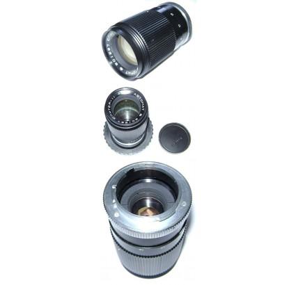 Jupiter-11-Bajonett-Objektiv für KIEV 10 & 15 Kameras 4/135