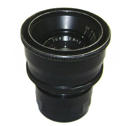 Russian JUPITER-12 lens for Fed Zorki Leica 2,8/35