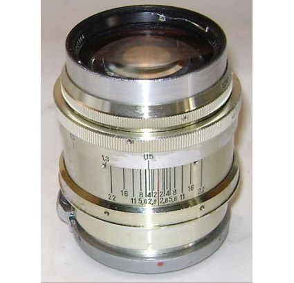 JUPITER-9 LENS 2/85 for KIEV and CONTAX bayonet cameras
