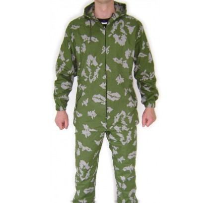 KLM Sniper tactical Camo uniform Berezka on zipper KLMK pattern
