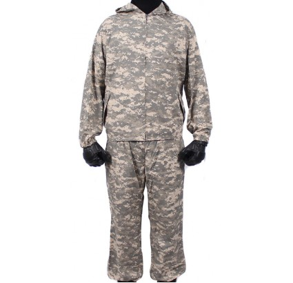 Russian summer KLM gray digital camouflage uniform