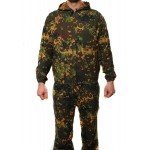 Tactical camouflage IZLOM Russian masking uniform fracture pattern