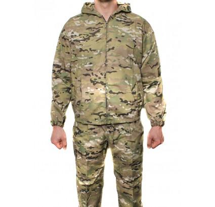KLM snipers uniforme tactique camouflage sur fermeture à glissière modèle MULTICAM