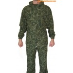 KZM-1 Camo uniforme motif numérique russe