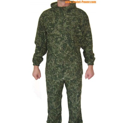 KZM-1 Camo uniform digital Russian pattern