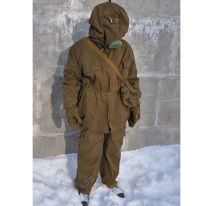 Kit uniforme de protection armée russe KZO-T