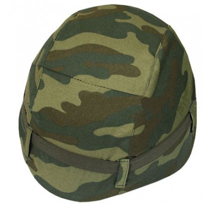 Russian Army flora Camo COVER for KASKA Helmet