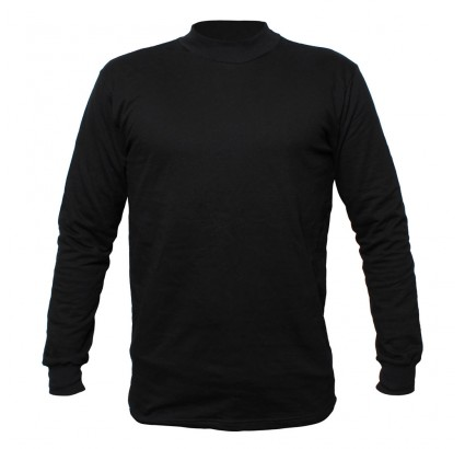 Russian Army military style black sweater / golf