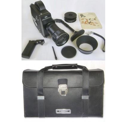 Krasnogorsk 3 Russian 16mm MOVIE CAMERA kit in box