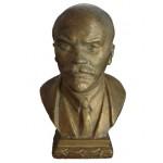 Bust of russian communist revolutionary Vladimir Ilyich Ulyanov (aka Lenin) #2