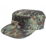 Camouflage tactical cap Python Forest Russian hat