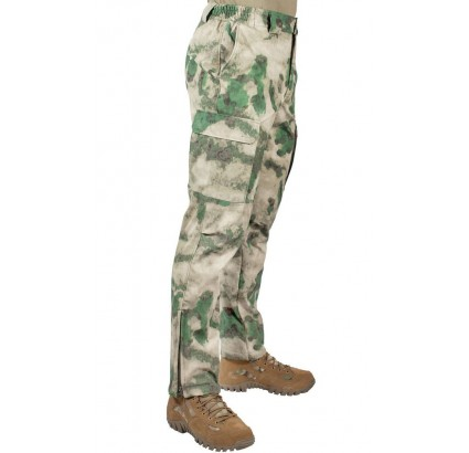 Tactical camo trousers Soft Shell pants for Special Forces and military
