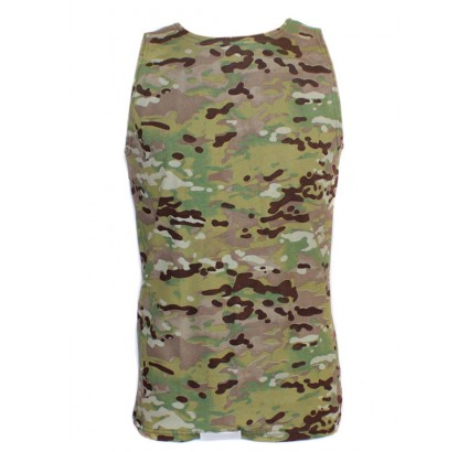 Russian MULTICAM camo tactical sleeveless Shirt
