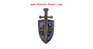 Russian State NARCOTIC CONTROL Committee badge