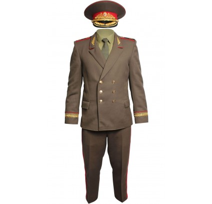 Red Army / Soviet Army Marshalls everyday Russian uniform