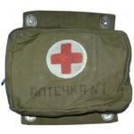 Esercito russo medici sacchetto della medicina militare petto
