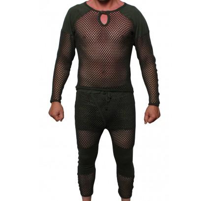L'indigenza russa pigiama moderno maglia la biancheria intima