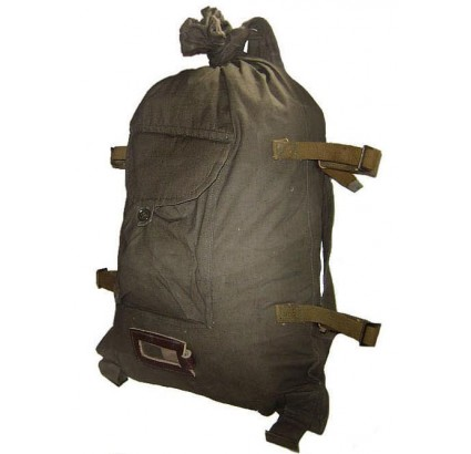 Russian Soldiers BACKPACK SACK Carry bag USSR knapsack