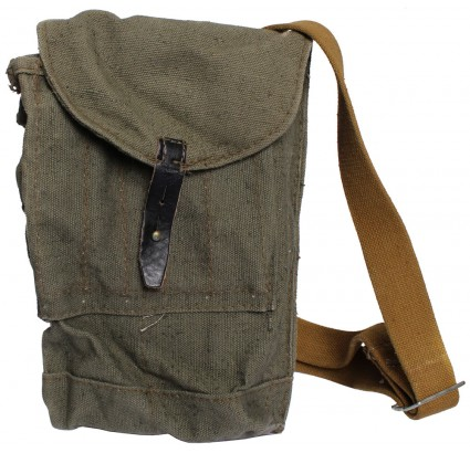 Soviet military ammo pouch for RPK gun magazines
