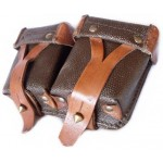 Russian Mosin nagant ammo pouch for rifle cartridges