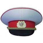 軍事司法パレード役員の帽子のソ連省
