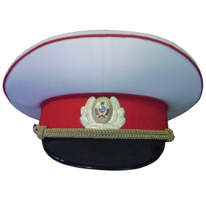 USSR Ministry of Military Justice parade Officer hat