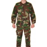 Summer BDU camo Uniform NATO pattern Rip-Stop
