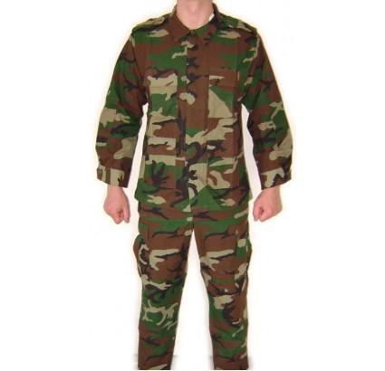 Sommer BDU camo Uniform NATO Muster Ripstop