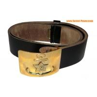 Cinturón navy +$25.00