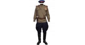 Russian Army WW2 NKVD Soviet military uniform
