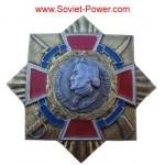 Soviet ALEXANDER SUVOROV ORDER Military Award USSR WWI
