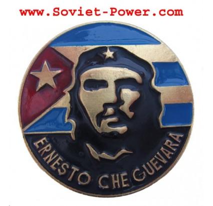 CHE GUEVARA Metal Badgepin Made in Ukraine
