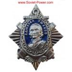 Sowjetischer AUFTRAG FÜR ADMIRAL USHAKOV Naval UdSSR Award