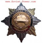Russian Army TANK FORCES of RUSSIA Military Order badge