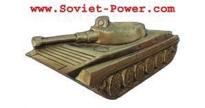 Soviet INFANTRY FORCES Badge BMP-2 golden Military USSR