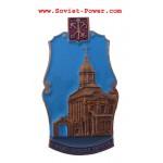"Soviet Badge with ""BLAGOVESHCHENSK CHURCH"" in Leningrad"
