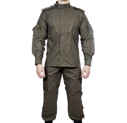 Russian Spetsnaz ACU Olive military KHAKI uniform