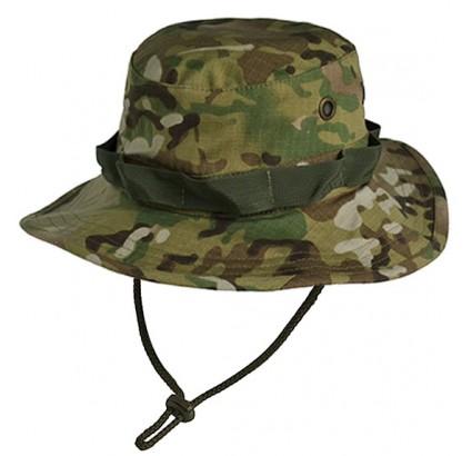 Panama camo boonie chapeau MULTICAM cap ripstop