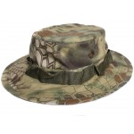 Python Bosque camo Panamá boonie sombrero gorra de verano