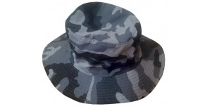 Camouflage hat panama day night tactical boonie hat rip-stop