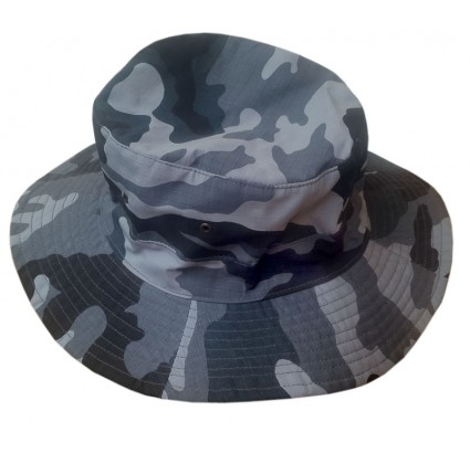 Cappello mimetico panama day night tattico boonie hat rip-stop
