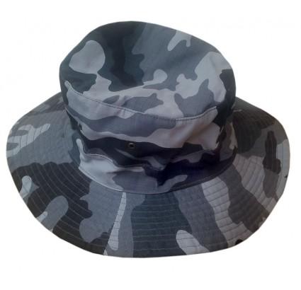 Chapeau de camouflage panama jour nuit bonnet tactique rip-stop