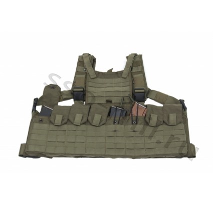 Chaleco de asalto táctico ruso PASSWORD PAROL MOLLE SSO airsoft