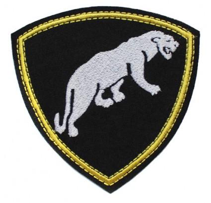 Getrennte operative Division der inneren Truppen Patch mit Panther