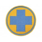 Patch ricamata blu Team Fortress 2 Medic