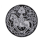 Odin Major God In Germanic Mythology And In Norse Mythology Patch #2