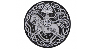 Odin Major God In Germanic Mythology And In Norse Mythology Patch #2