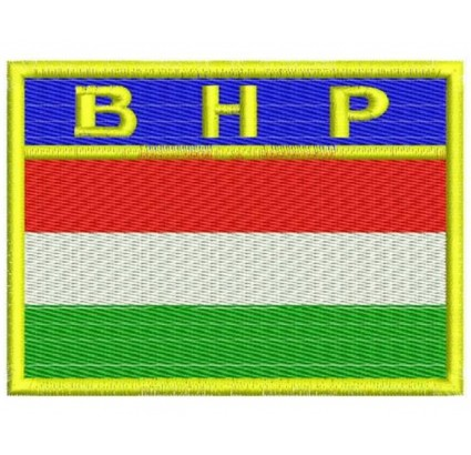 Hungary Space Flights Uniform Sleeve Patch #1