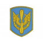 Russian Military Air Force Uniform Sleeve Patch