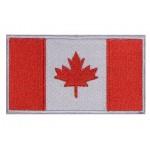 Flagge von KANADA gesticktem Patch